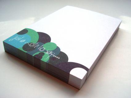 Notepads A6